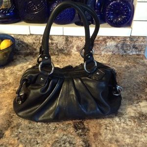 Nordstrom Italian Leather Satchel